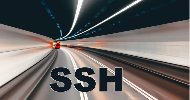 Forward remote port to local using ssh