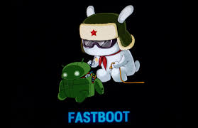 bunny on fastboot