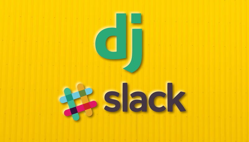 Log Django exceptions to Slack