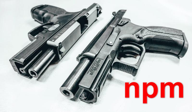 NPM install killed