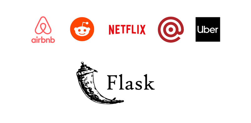 Companies which use Flask